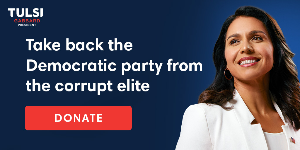 Take Back the Democratic Party from Corrupt Elite