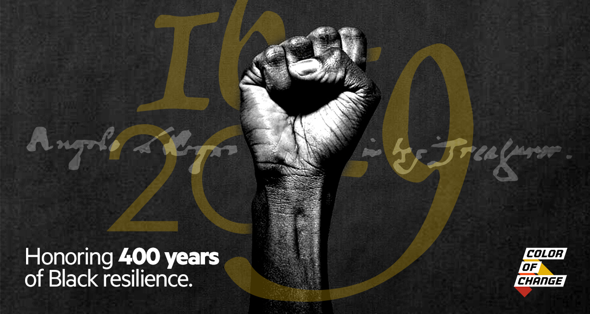 400 years of Black resilience