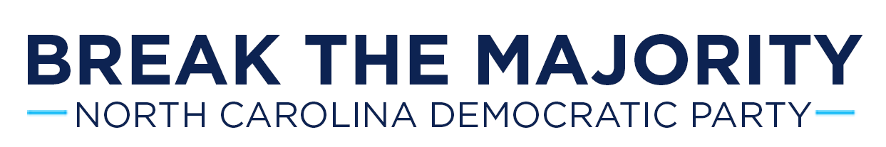NC Democratic Party - Break the Majority