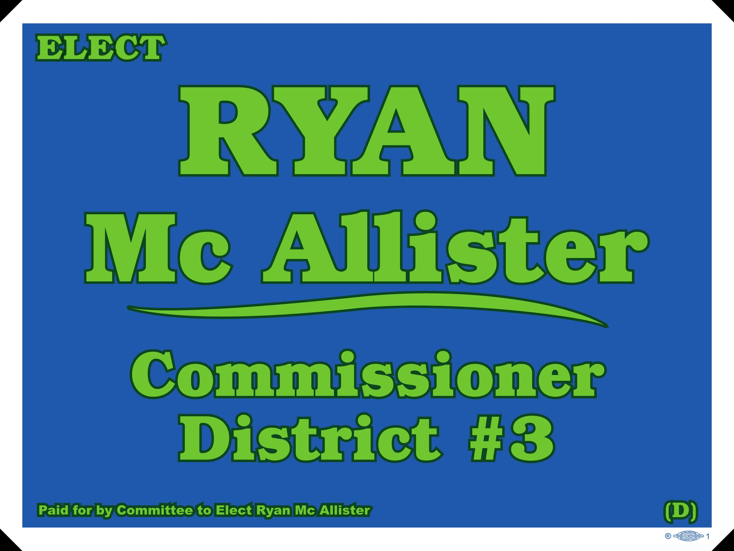Ryan Mc Allister