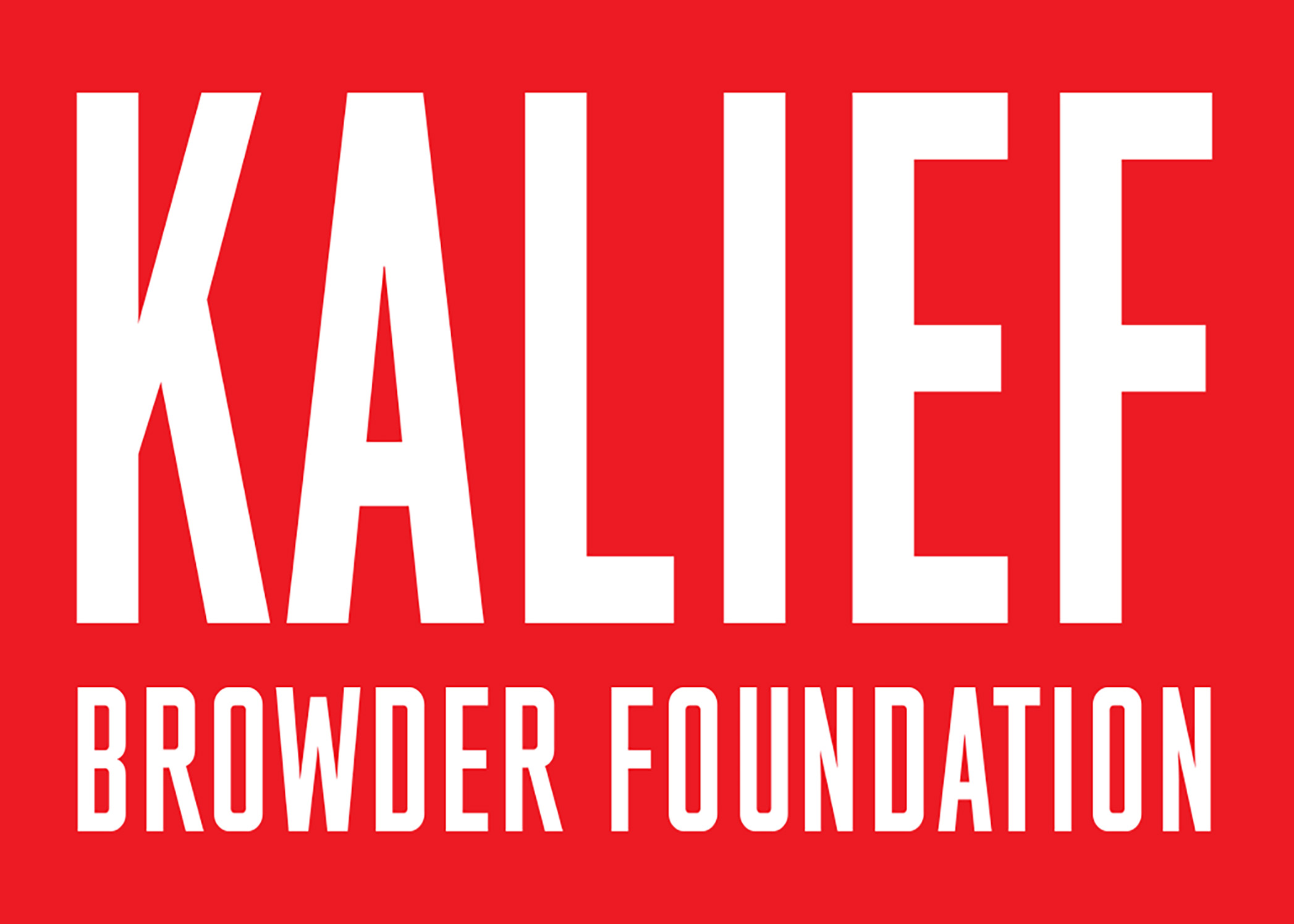 Kalief Browder Foundation Inc.