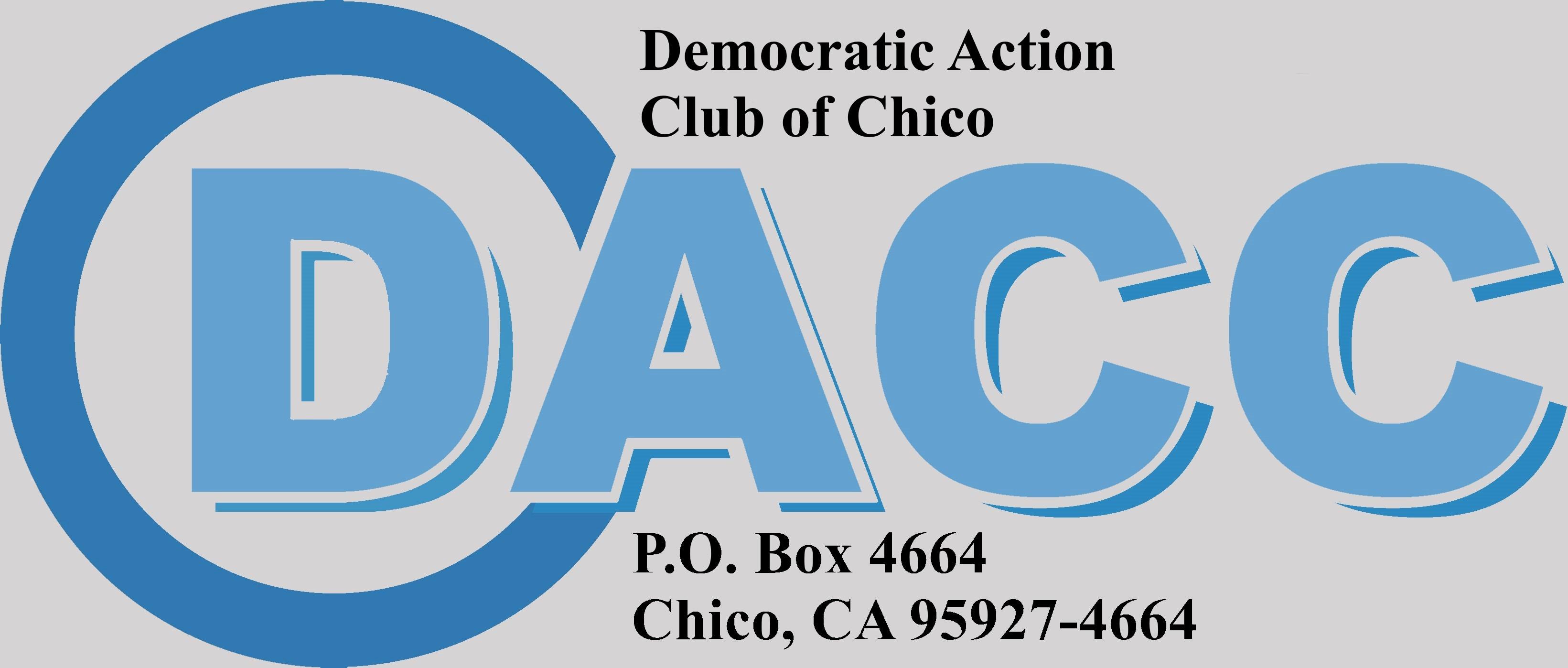 Democratic Action Club of Chico (CA) - Federal
