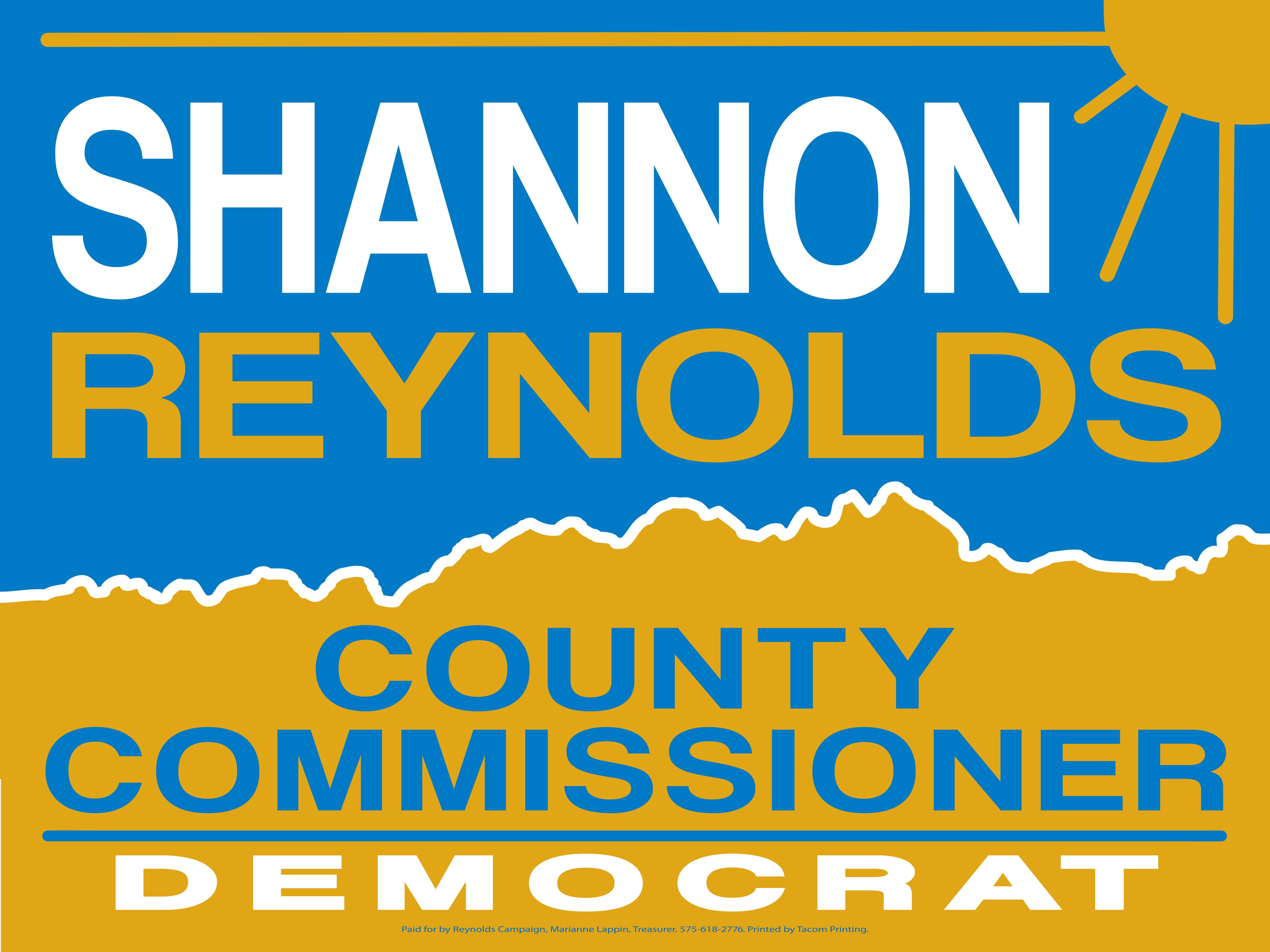 Shannon Reynolds