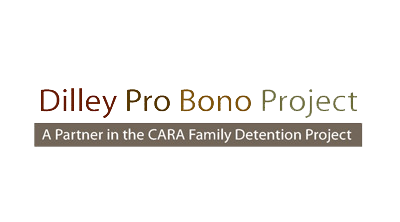 CARA - Dilley Pro Bono Project