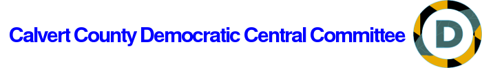 Donate to the Calvert County Democrats