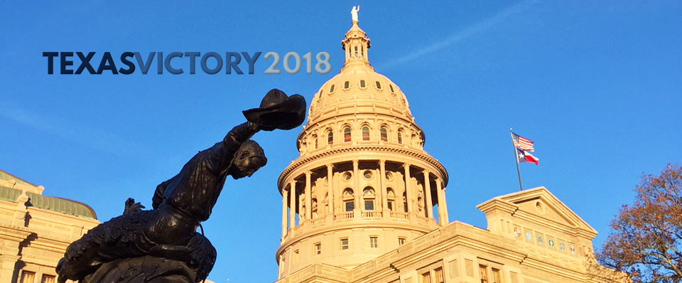 Texas Victory Fund 2018