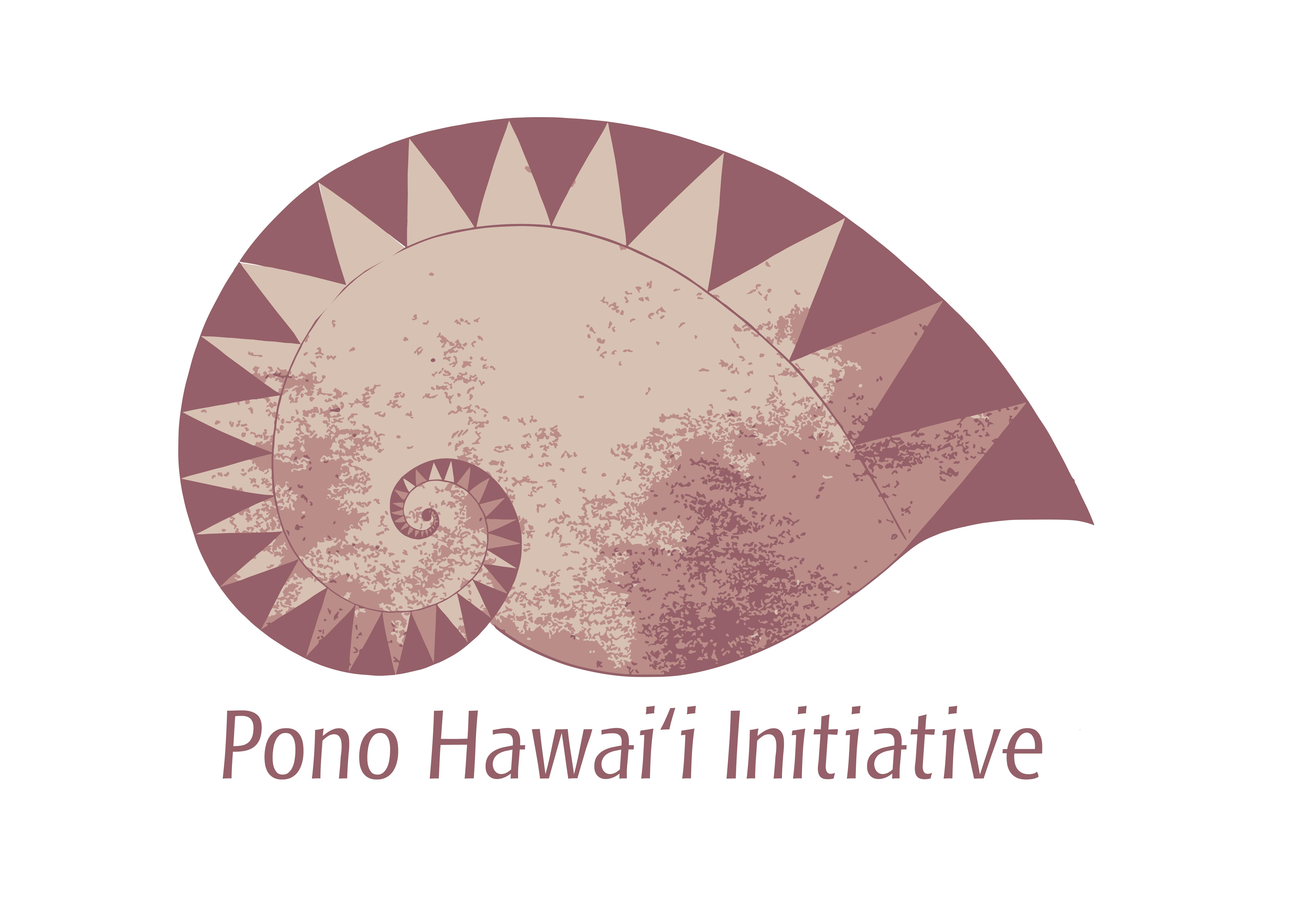 Pono Hawaii Initiative