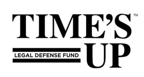 TIME'S UP Legal Defense Fund