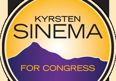 (congress) Kyrsten Sinema