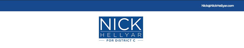 Nick Hellyar