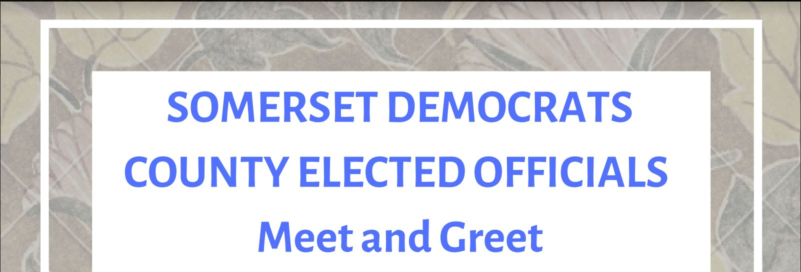 Somerset County Democratic Committee (NJ)