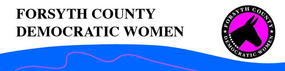 Democratic Women of Forsyth County (NC)