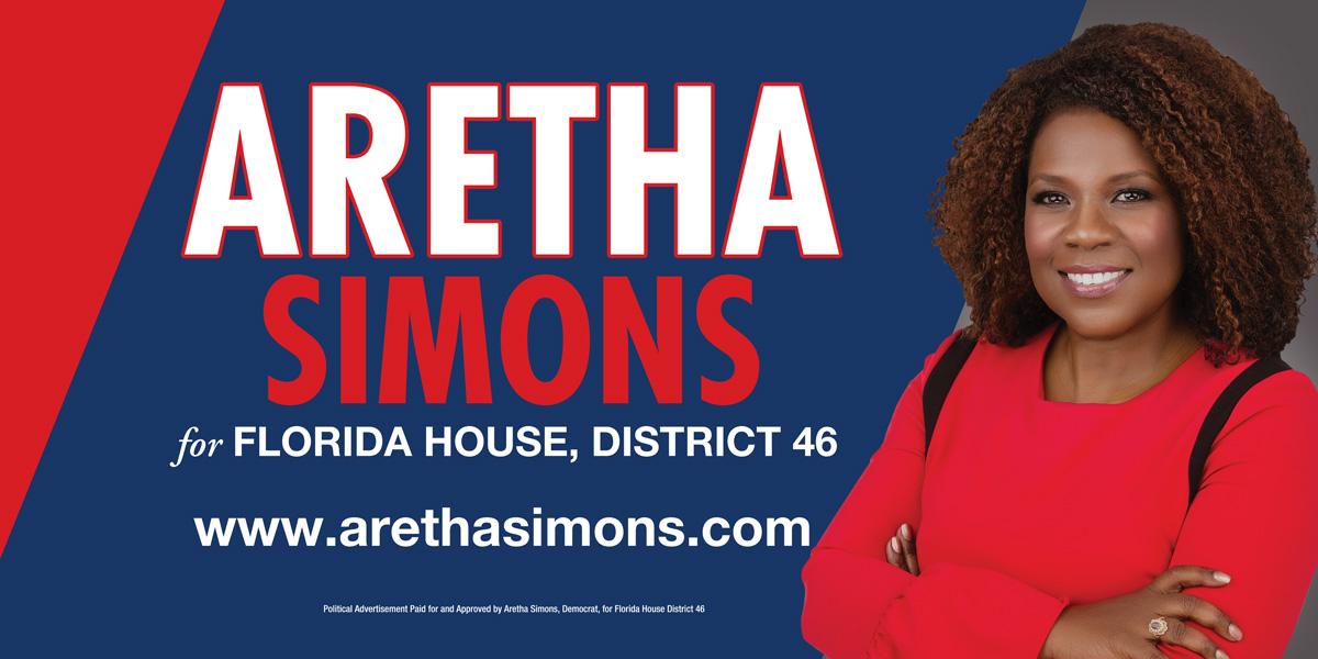 Aretha Simons