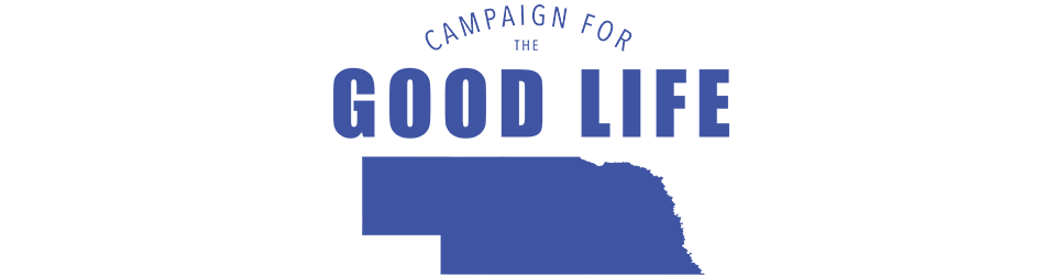 Campaign For The Good Life