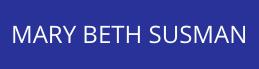 Mary Beth Susman