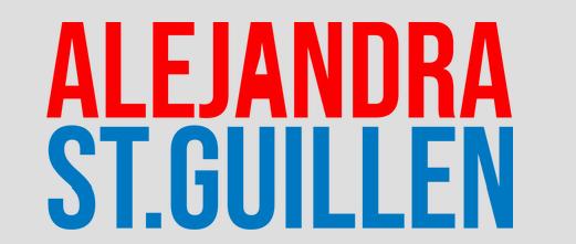 Alejandra St. Guillen