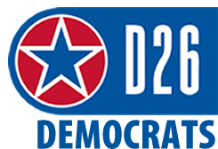 District 26 Democrats