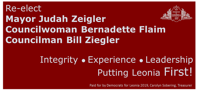 Judah Zeigler, Bernadette Flaim, William N. Ziegler