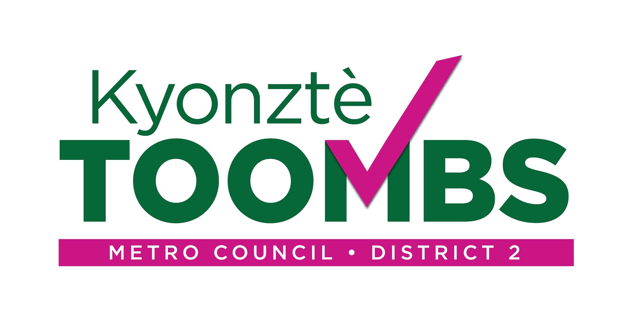 Kyonzte Toombs