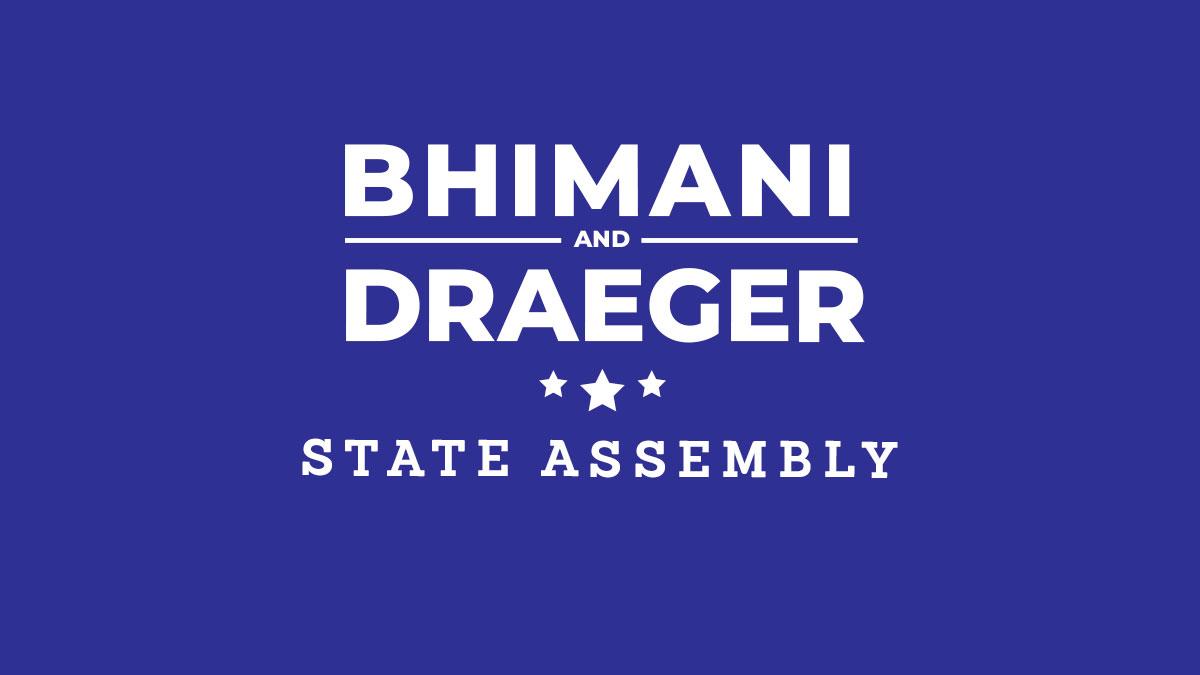 Lisa Bhimani, Darcy Draeger