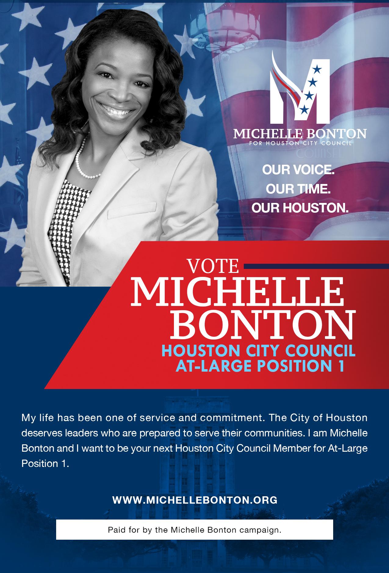 Michelle Bonton