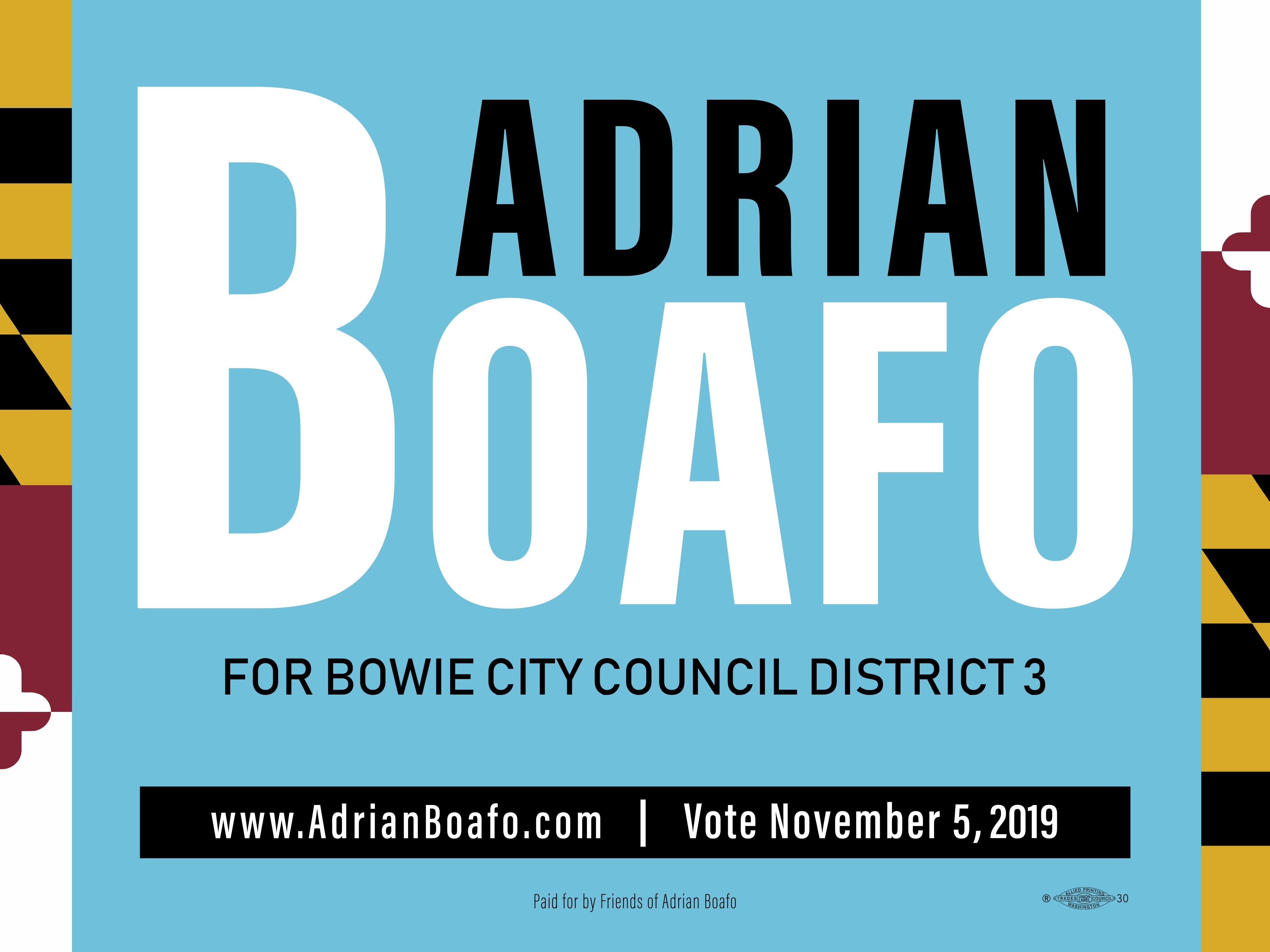 Adrian Boafo