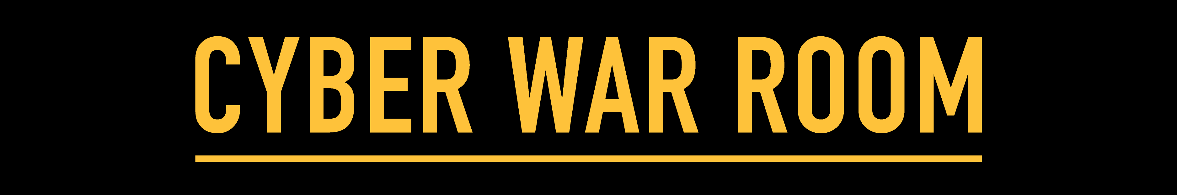 Cyber War Room