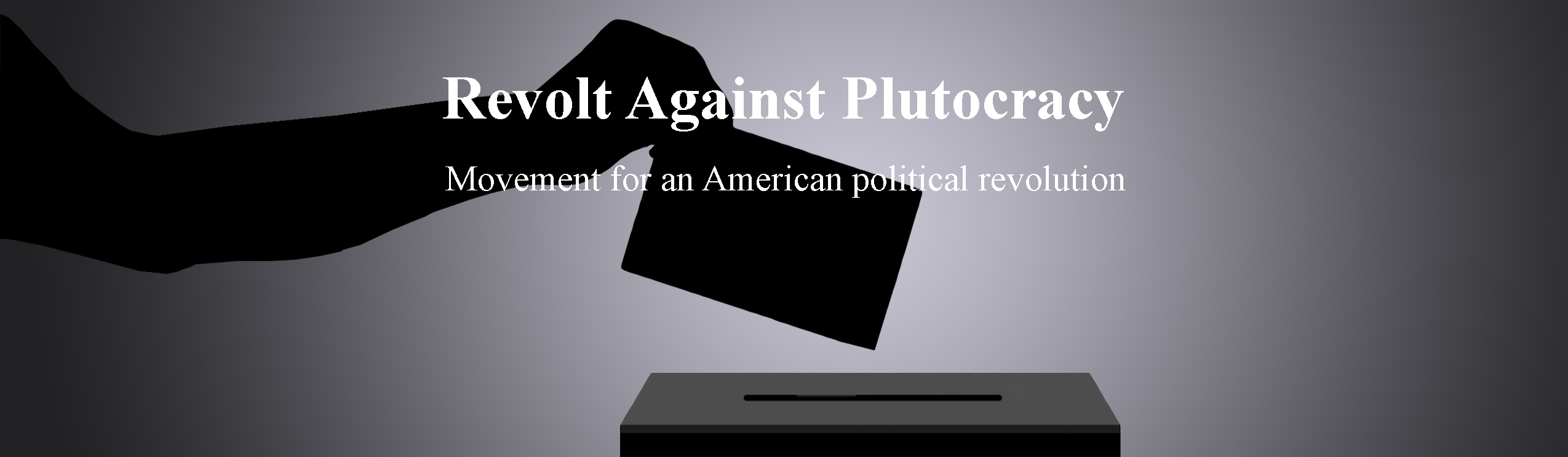 Citizens Against Plutocracy