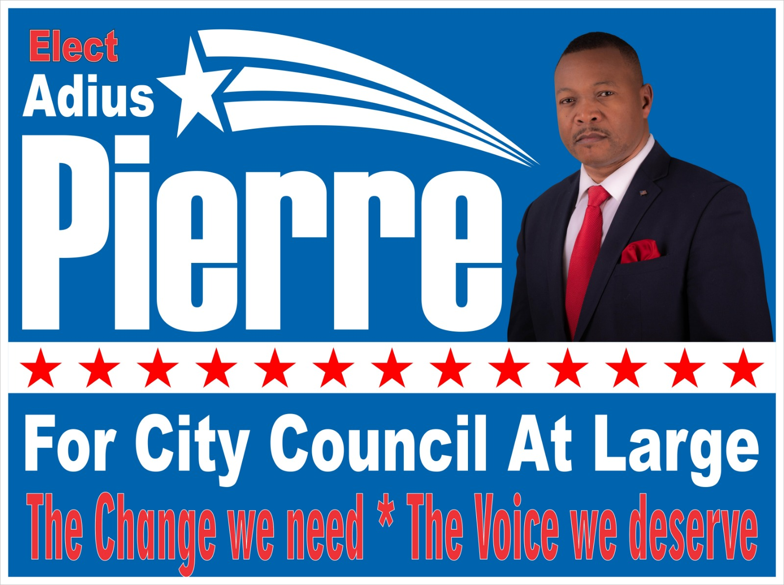 Adius Pierre