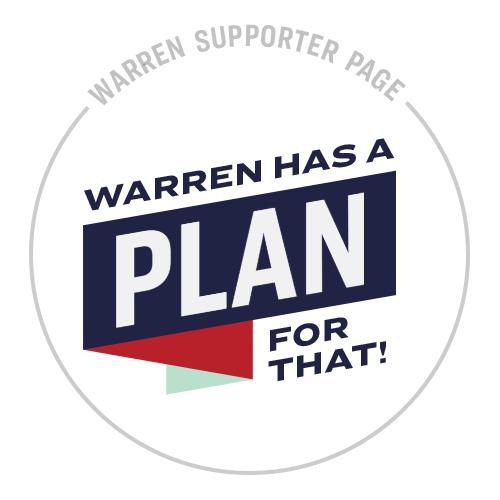 Democratic Underground for Warren
