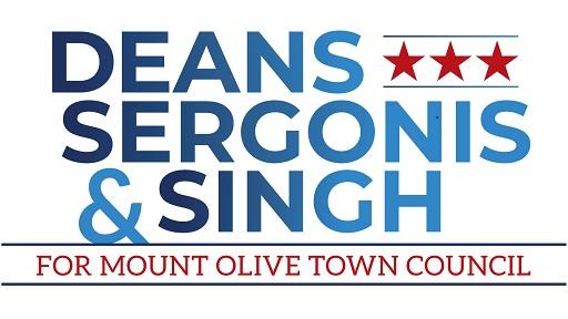 Lloyd Deans, Irene Sergonis and Raj Singh