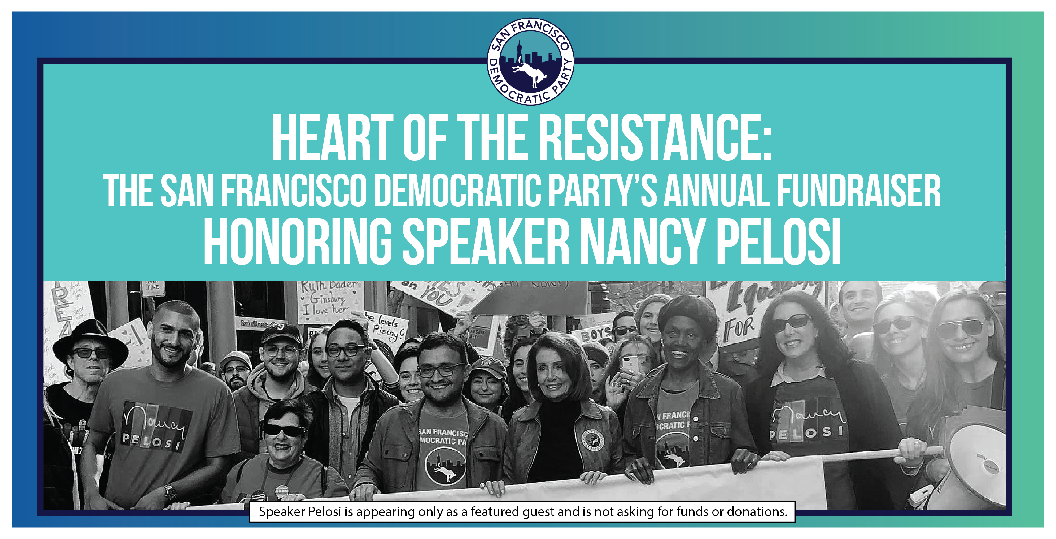 San Francisco Democratic Party- Federal Account