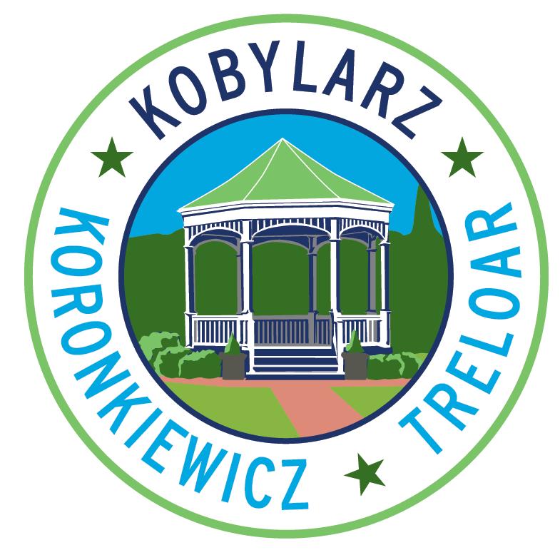 Thaddeus Kobylarz, Irene Treloar and Karen Koronkiewicz