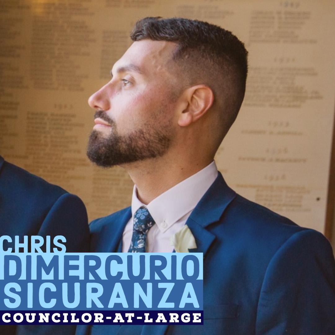 Chris DiMercurio Sicuranza
