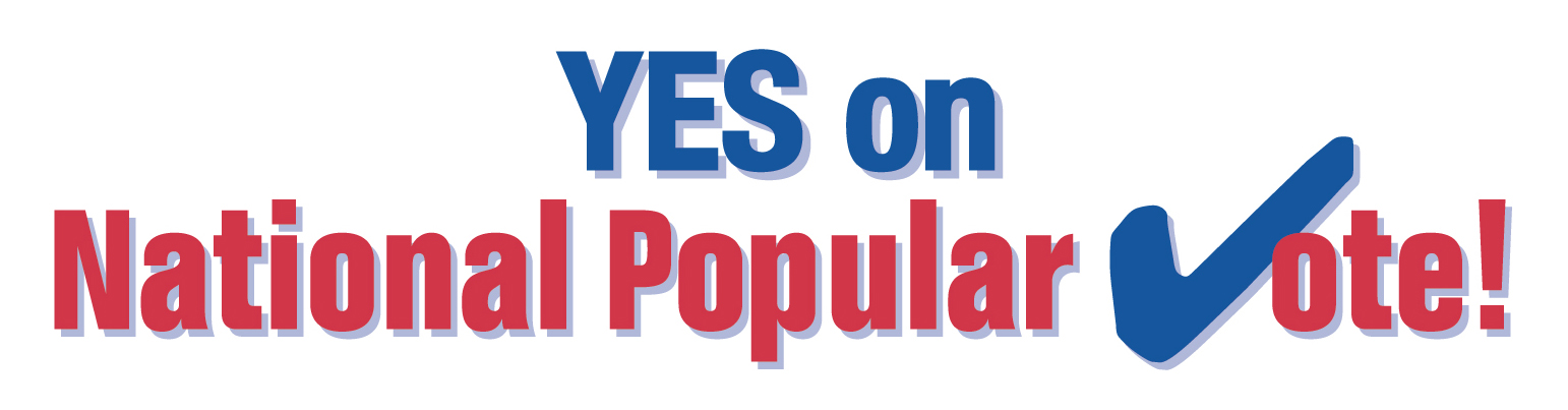 Yes on National Popular Vote