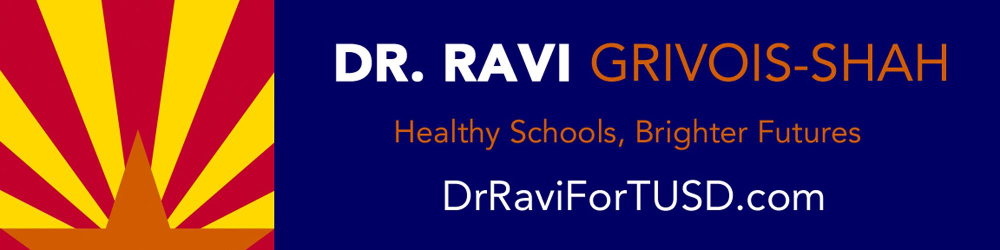 Ravi Grivois Shah