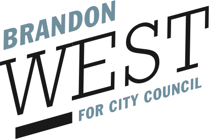 Brandon West for City Council
