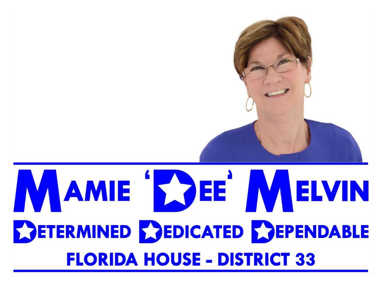 """Mamie """"Dee"""" Melvin"""
