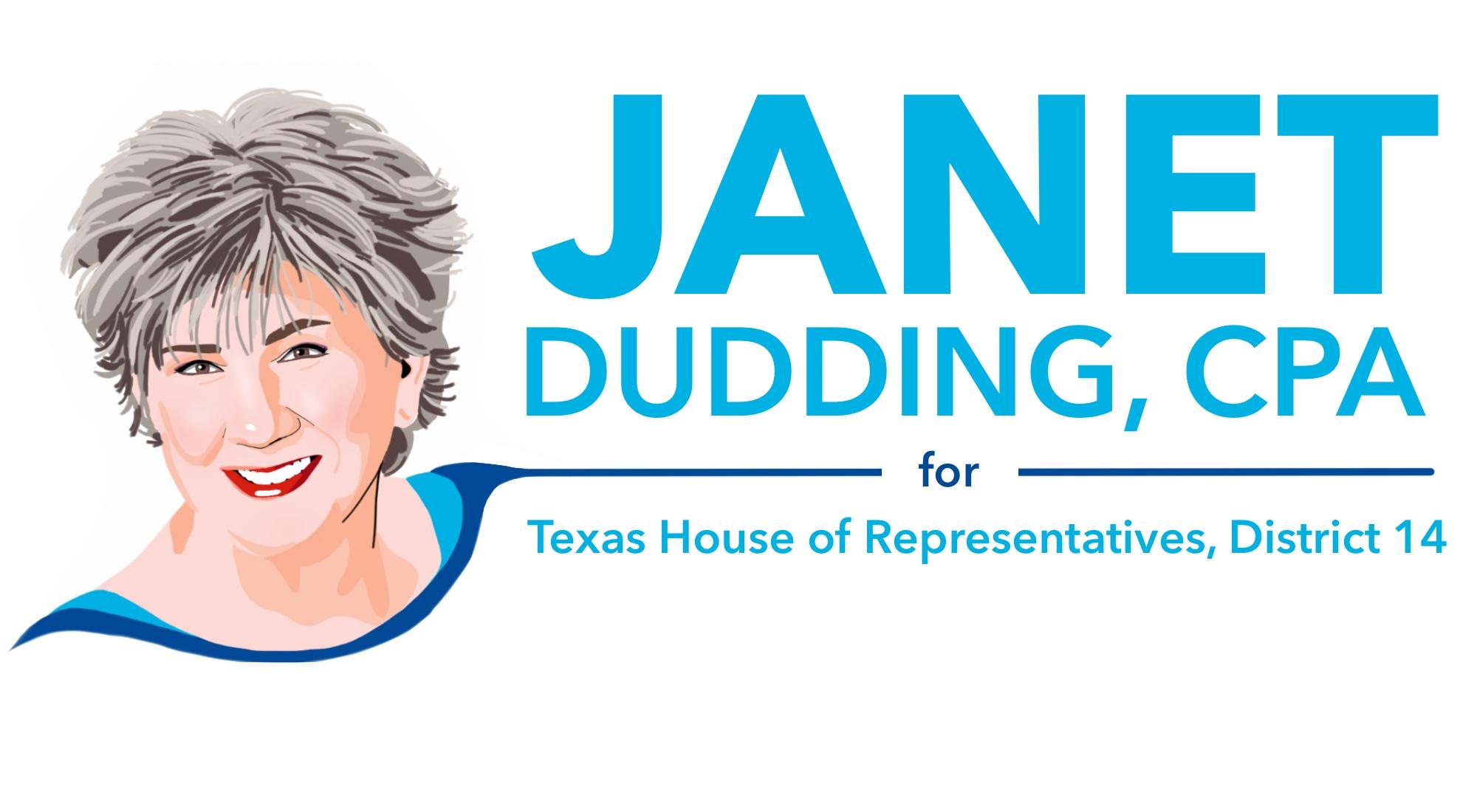 Janet T Dudding