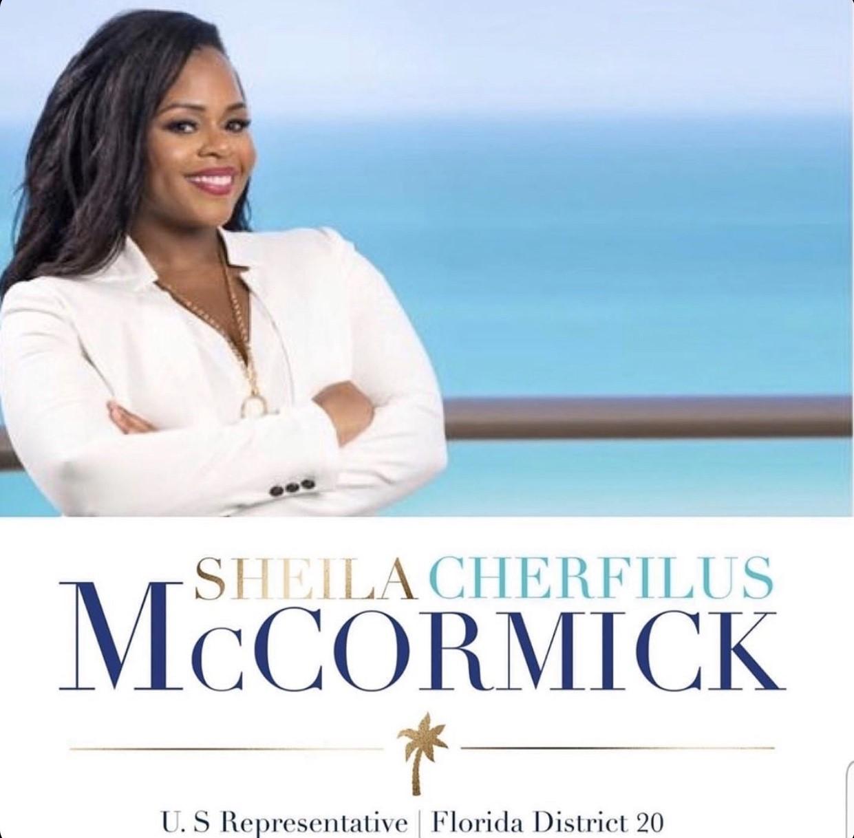 Sheila Cherfilus-McCormick
