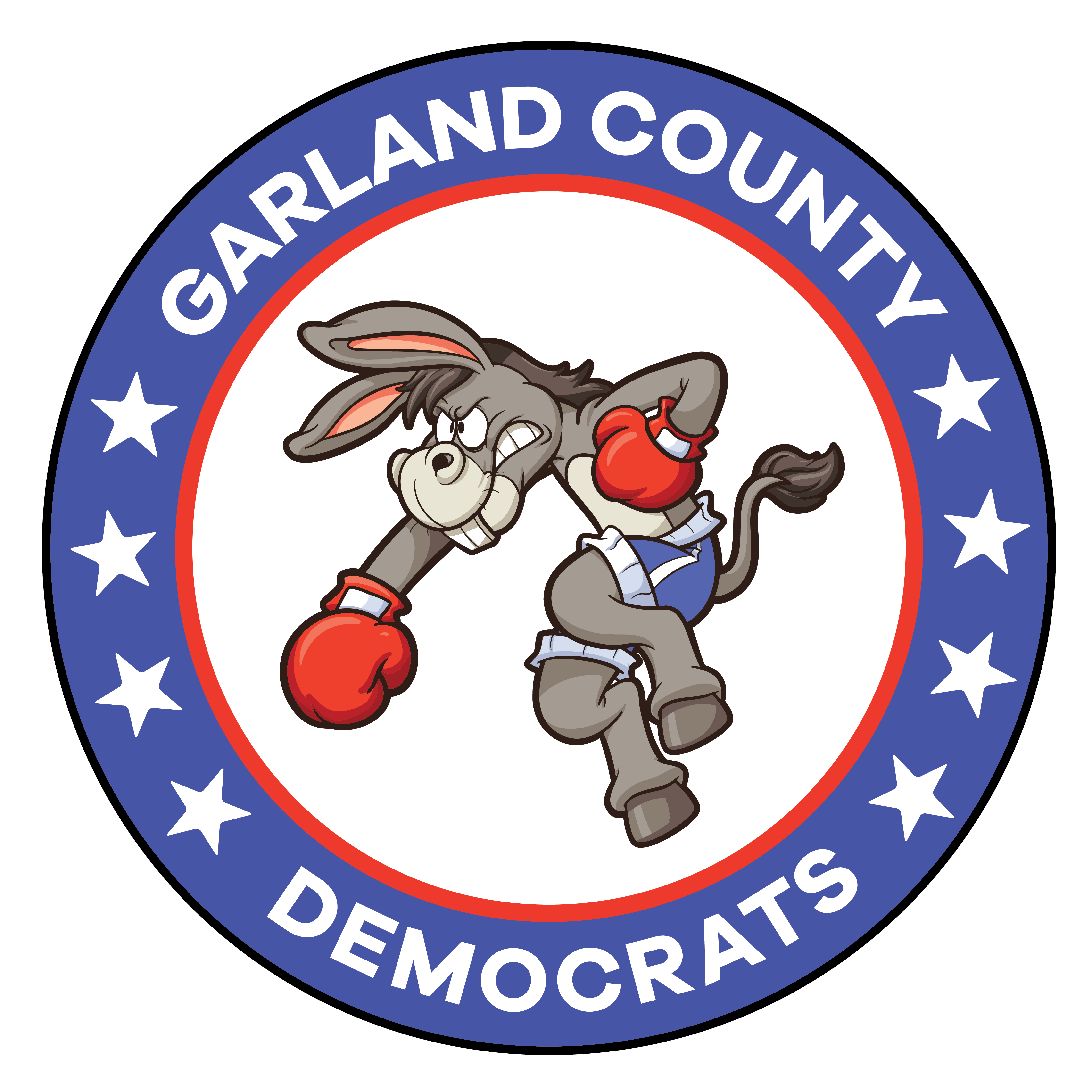 The Democratic Party of Garland County (AR)