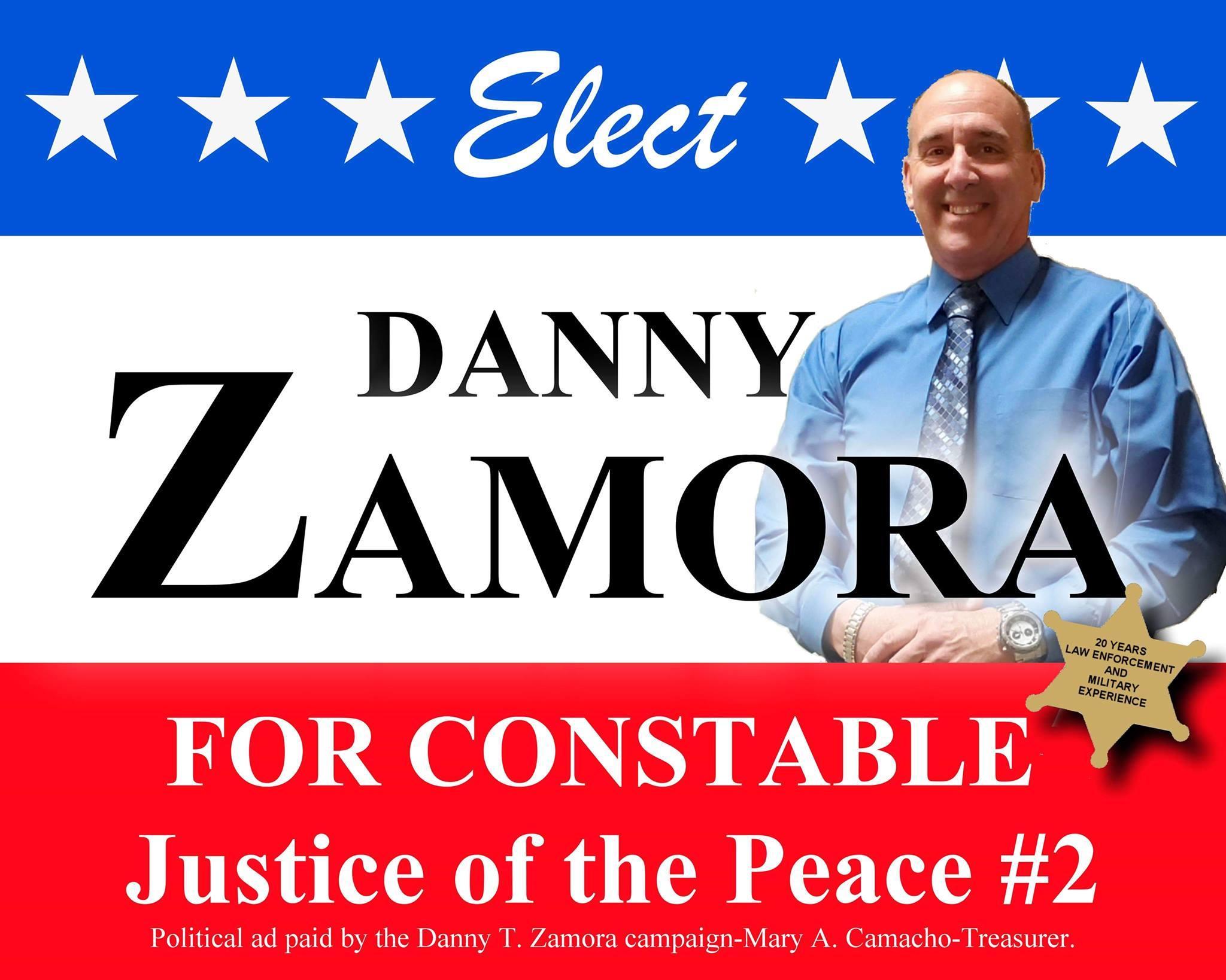 Danny Zamora