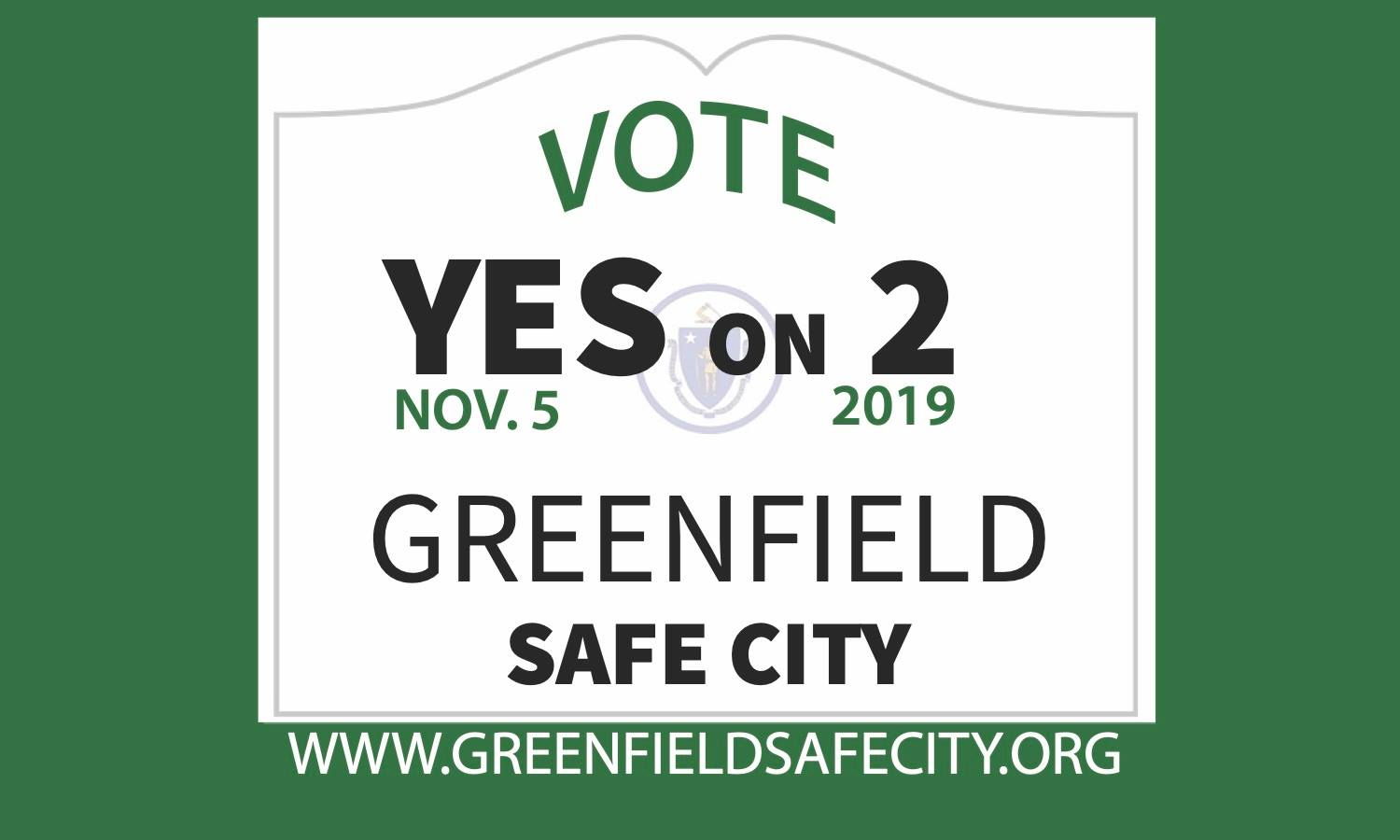 Campaign For A Safe and Welcoming Greenfield (MA)