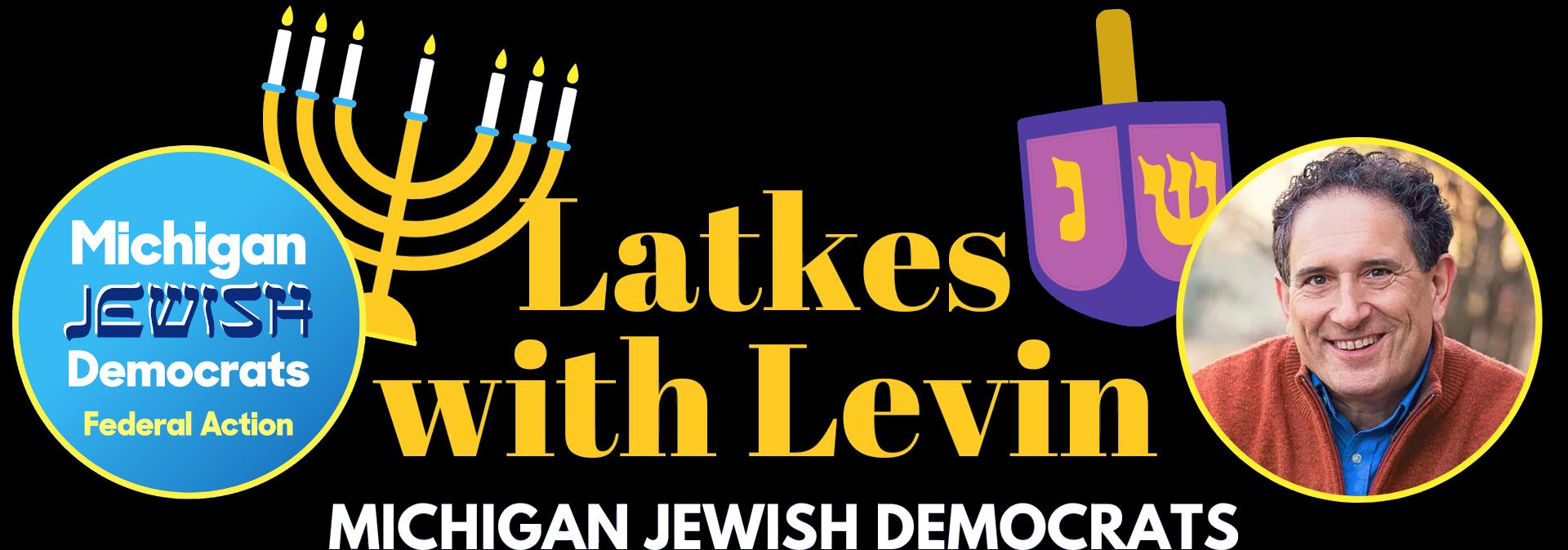 Michigan Jewish Democrats Federal Action