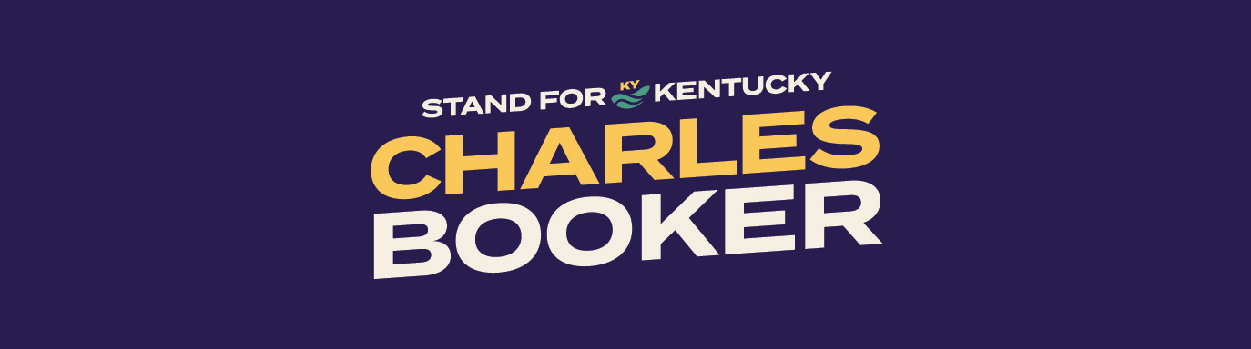 Charles Booker Exploratory Committee