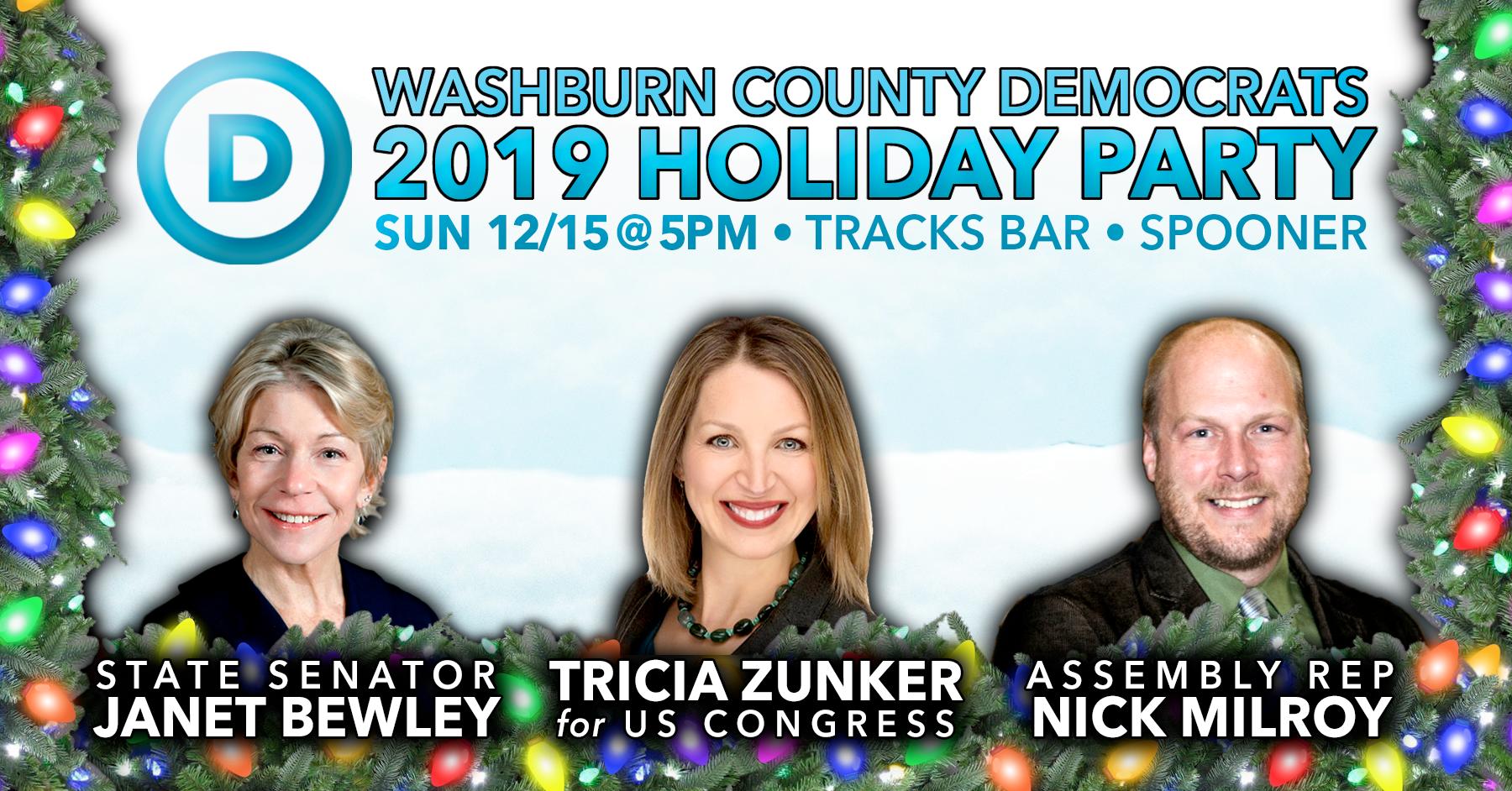Washburn County Democratic Party (WI)