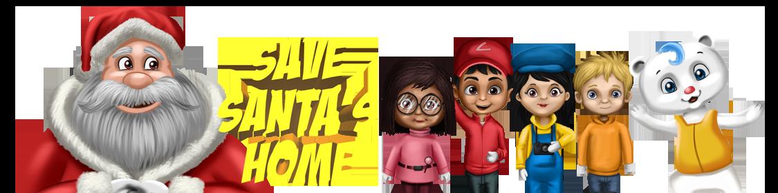 Save Santa's Home