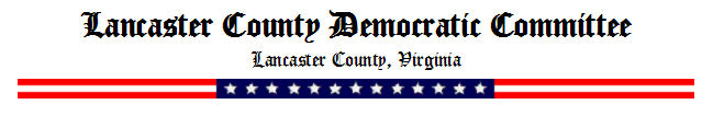 Lancaster County Democratic Committee (VA)