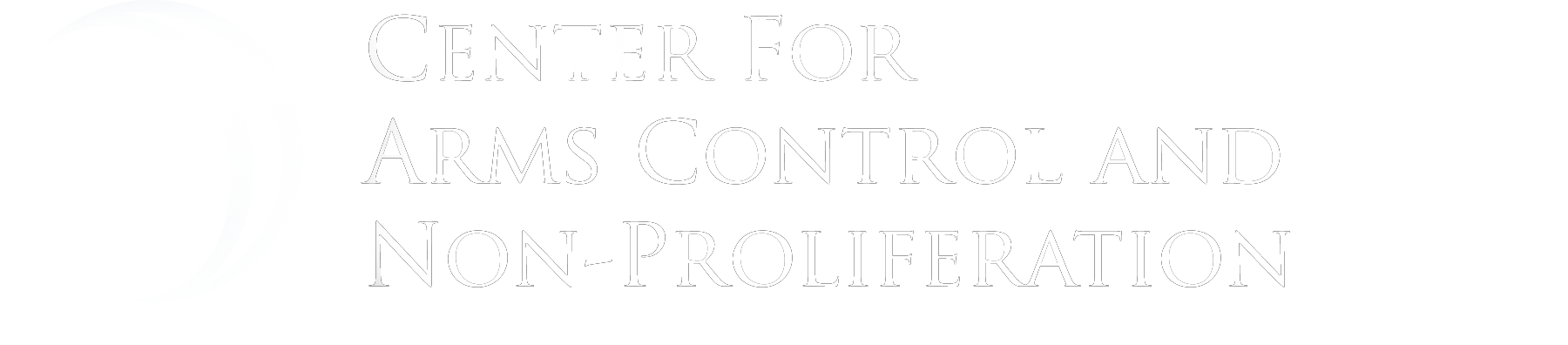 Center for Arms Control and Non-Proliferation