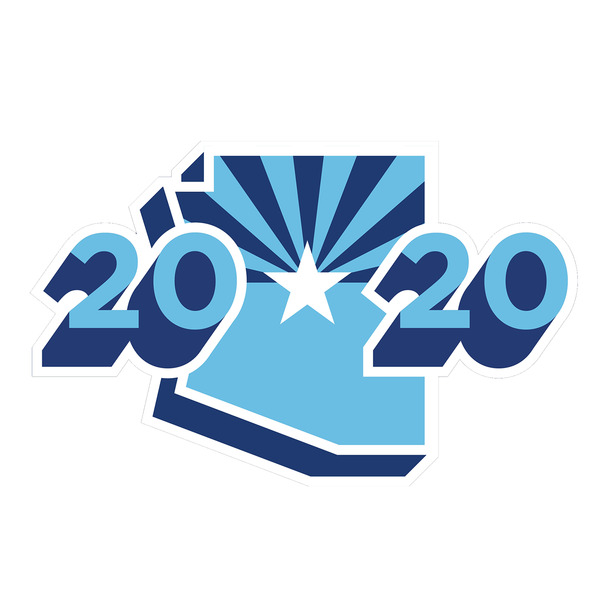 AZ Blue 2020